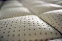Surface Of Mattress Royalty Free Stock Photos