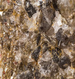 Surface of the mineral. Stock Images