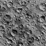 Surface of the moon Royalty Free Stock Photography