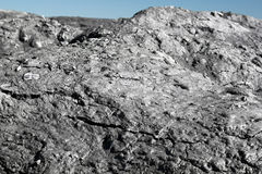 Surface of the moon Stock Photography