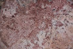 Surface of natural  stone as background Royalty Free Stock Photo