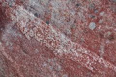 Surface of natural  stone as background Stock Photography