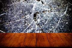 The surface of natural stone as a natural background. View from Royalty Free Stock Image