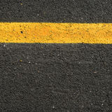 Surface a new asphalt road way Stock Photography