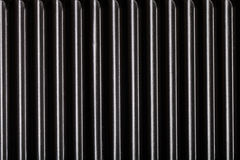 Surface of new metal grill pan. Abstract background Royalty Free Stock Photography