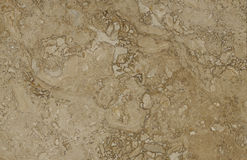 Free Surface Of The Travertine. Beige Colour. Royalty Free Stock Image - 15801246