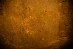 The surface of old cutting board for background. Toned Stock Images