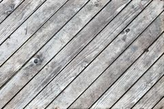 Surface of old gray boards. The background image. wood texture.  royalty free stock photography