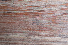 Surface of old hardwood. Stock Photo