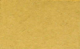 Surface of old turning yellow paper Royalty Free Stock Image