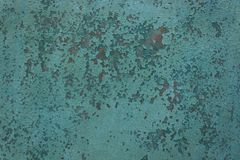 Surface with old weathered, cracked paint surface highlighted close-up stock photos