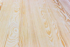 Surface from pine boards Royalty Free Stock Photos