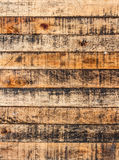 Surface of the plank Stock Image