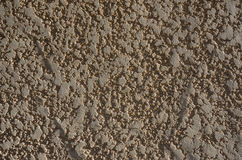 Surface of the plaster wall Royalty Free Stock Photography