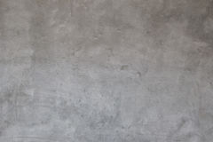Surface of polished cement wall. Stock Images