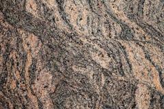 Surface of polished Granite Slab. Close-up of beautiful natural design of granite Royalty Free Stock Image