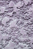 Surface of purple roughness. Stock Photography