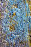 Surface of raw blue stone - natural background Stock Images