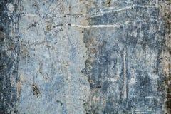 Surface rayée de grunge en métal Photos stock