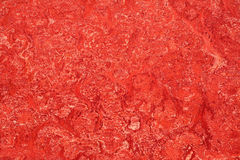 Surface of red colour Stock Photo