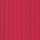 Surface of the red nylon rope for the design pattern. Royalty Free Stock Photography