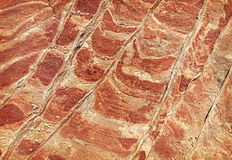 Surface of a rock, natural background or texture Stock Photo