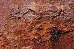 Surface rouillée Photos stock