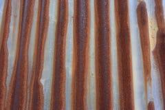 Surface rouillée de mur Photographie stock libre de droits