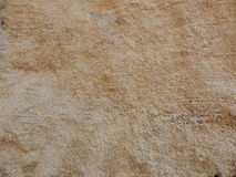Yellow sand background texture. Yellow sand texture with empty space for your text Stock Images