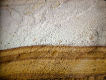Surface of sandstone Royalty Free Stock Photography