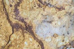 Surface of the sandstone Royalty Free Stock Photos