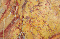 Surface of the Sarrancolin marble stone treated Stock Image