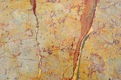 Surface of the Sarrancolin marble stone treated Stock Photo