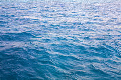 Surface of the sea Royalty Free Stock Images