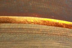 Surface of Shwedagon pagoda Royalty Free Stock Images