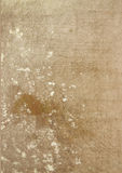 surface souillée brune grunge Photos stock