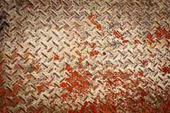 Surface of stainless steel, white Stock Image