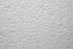 Surface structure of a polystyrene plate Royalty Free Stock Images
