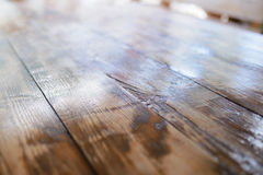 Surface of Table Royalty Free Stock Image