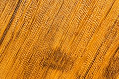 Texture of artificial wood top table made of plastic. Surface texture of artificial wood top table made of plastic royalty free stock photo