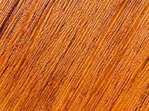 Texture of artificial wood top table made of plastic. Surface texture of artificial wood top table made of plastic royalty free stock images
