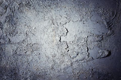 Surface texture of grungy flaking paint Stock Images