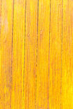 The surface texture of lacquered brown wooden panel, use for fur Stock Photos