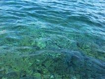 surface texture water Στοκ Εικόνες