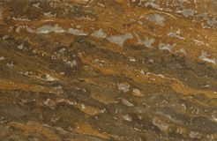 Surface of the travertine. Stock Photography