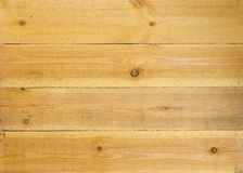 Surface unprocessed wooden planks Stock Image
