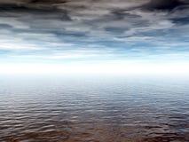 surface vatten Vektor Illustrationer