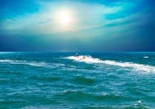 surface vatten Fotografering för Bildbyråer