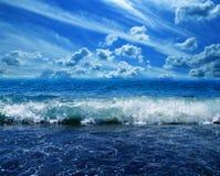 surface vatten Arkivbild