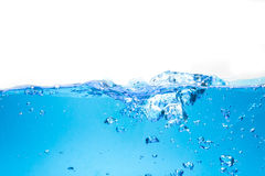 surface vatten Royaltyfri Bild